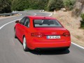 Technical specifications and characteristics for【Audi A4 (B8)】