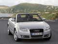 Technical specifications and characteristics for【Audi A4 Cabriolet (8H,QB6)】