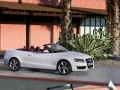Technical specifications and characteristics for【Audi A5 Cabriolet (8F7)】