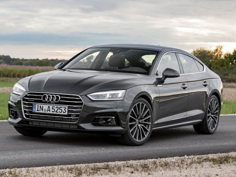 Technical specifications and characteristics for【Audi A5 II Sportback】