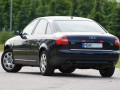 Technical specifications and characteristics for【Audi A6 (4B,C5)】