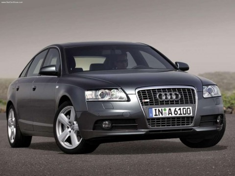 Technical specifications and characteristics for【Audi A6 (4F,C6)】