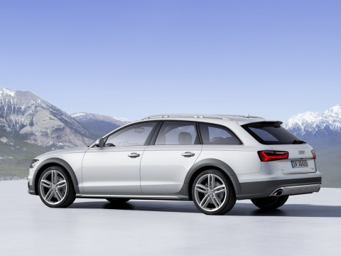 Technical specifications and characteristics for【Audi A6 Allroad quattro (4G, C7)】