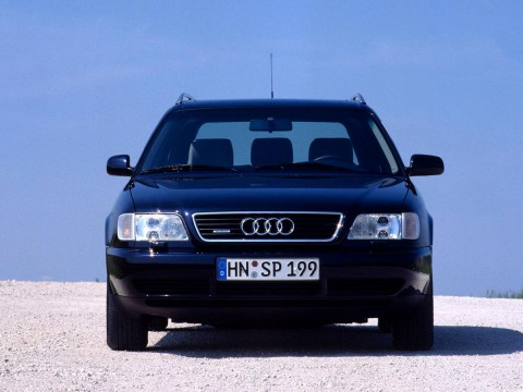 Technical specifications and characteristics for【Audi A6 Avant (4A,C4)】