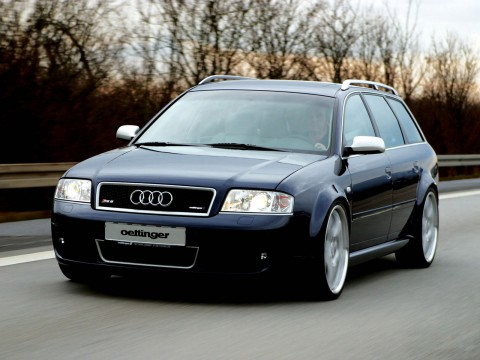 Technical specifications and characteristics for【Audi A6 Avant (4B,C5)】