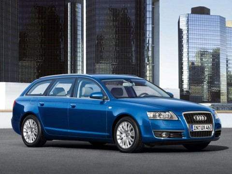 Technical specifications and characteristics for【Audi A6 Avant (4F,C6)】
