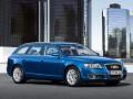 Caractéristiques techniques de Audi A6 Avant (4F,C6)