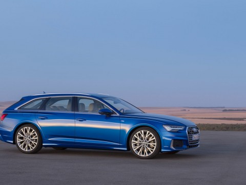 Technical specifications and characteristics for【Audi A6 V (C8) Avant】