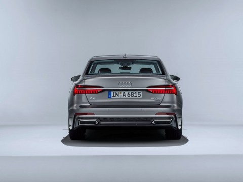 Technical specifications and characteristics for【Audi A6 V (C8)】