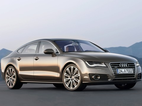 Technical specifications and characteristics for【Audi A7 Sportback (4G)】