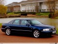 Audi A8 A8 (D2,4D) 2.5 TDI quattro (150 Hp) full technical specifications and fuel consumption