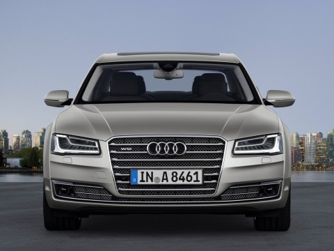 Technical specifications and characteristics for【Audi A8 (D4) Long Restyling】