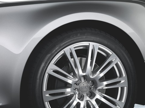 Technical specifications and characteristics for【Audi A8 (D4) Long】