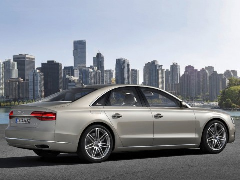 Technical specifications and characteristics for【Audi A8 (D4) Restyling】