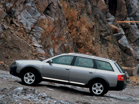 Technical specifications and characteristics for【Audi Allroad (4B,C5)】
