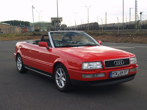 Technical specifications and characteristics for【Audi Cabriolet (89)】