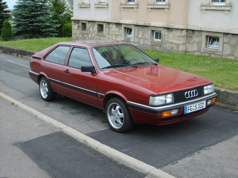 Technical specifications and characteristics for【Audi Coupe (81,85)】