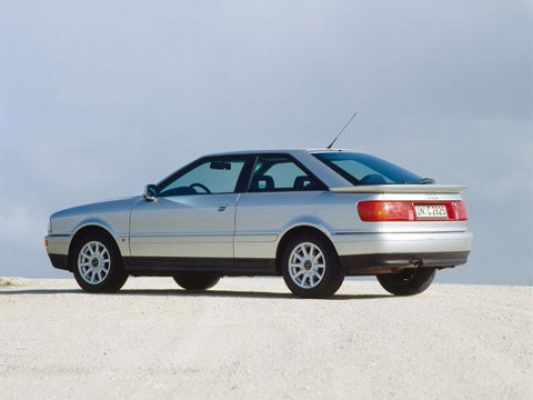 Technical specifications and characteristics for【Audi Coupe (89,8B)】