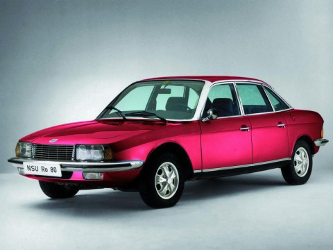 Audi NSU RO 80 technical specifications and fuel consumption —  AutoData24.com