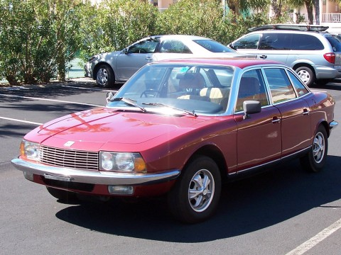 Technical specifications and characteristics for【Audi NSU RO 80】