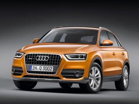 Caractéristiques techniques de Audi Q3