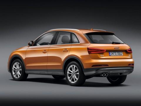 Технические характеристики о Audi Q3