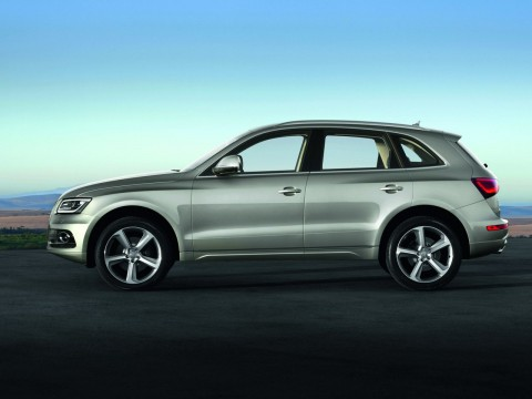 Technical specifications and characteristics for【Audi Q5 (8R) Restyling】