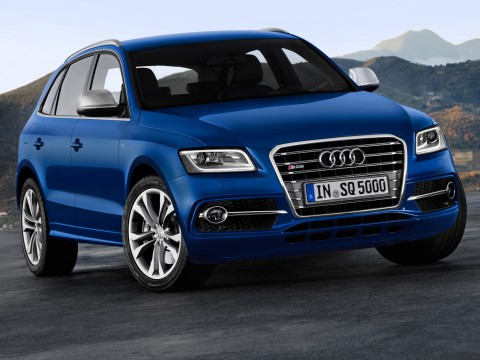 Technical specifications and characteristics for【Audi Q5】