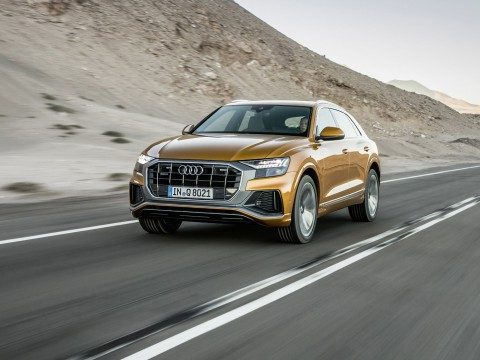 Technical specifications and characteristics for【Audi Q8】