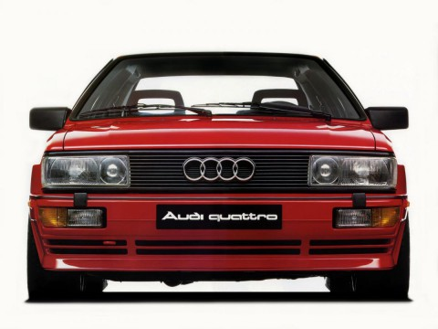 Technical specifications and characteristics for【Audi Quattro (85)】