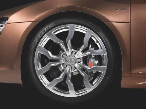 Specificații tehnice pentru Audi R8 Cabriolet