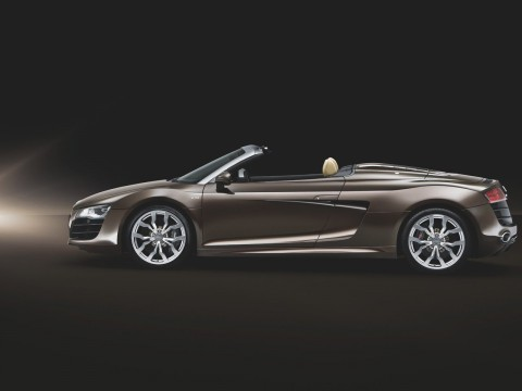 Technical specifications and characteristics for【Audi R8 Cabriolet】