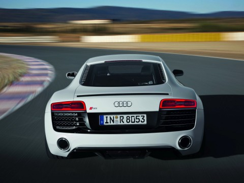 Technical specifications and characteristics for【Audi R8 Coupe Restyling】