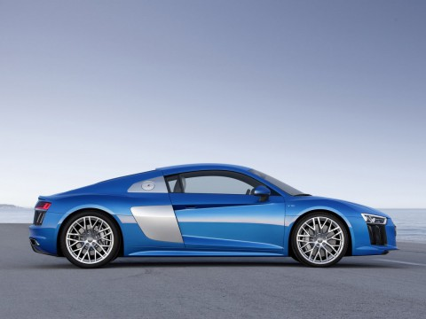 Technical specifications and characteristics for【Audi R8 II Coupe】
