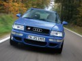 Technical specifications and characteristics for【Audi RS2 Avant】
