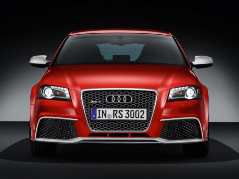 Technical specifications and characteristics for【Audi RS3 Sportback (8P)】