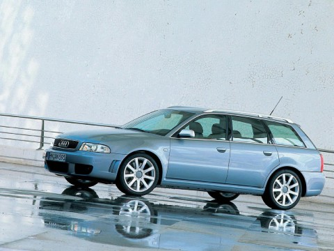 Technical specifications and characteristics for【Audi RS4 Avant】