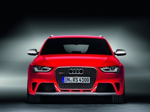 Technical specifications and characteristics for【Audi RS4 (B8)】