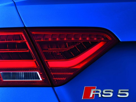 Technical specifications and characteristics for【Audi RS5 (Typ 8T) Cabriolet】