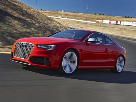 Technical specifications and characteristics for【Audi RS5 (Typ 8T)】