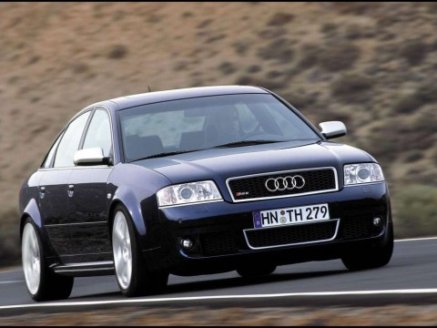 Technical specifications and characteristics for【Audi RS6 (4B,C5)】