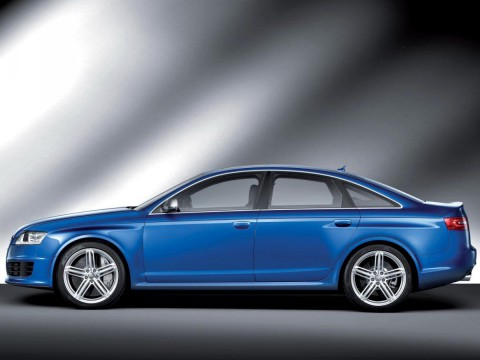 Technical specifications and characteristics for【Audi RS6 (4F,C6)】