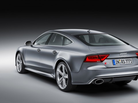 Technical specifications and characteristics for【Audi RS 7 Sportback (4G)】