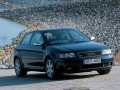Technical specifications and characteristics for【Audi S3 (8L)】