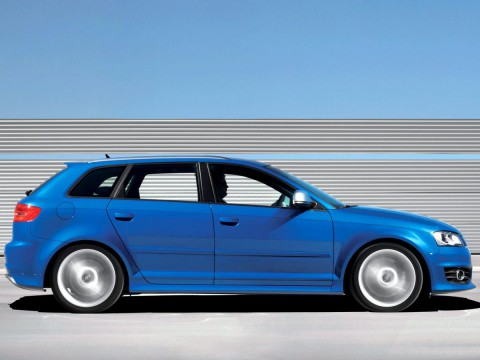 Technical specifications and characteristics for【Audi S3 Sportback (8P)】