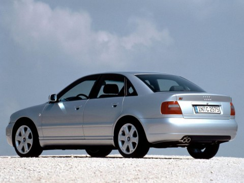 Technical specifications and characteristics for【Audi S4 (8D,B5)】