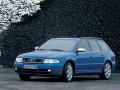 Technical specifications and characteristics for【Audi S4 Avant (8D,B5)】