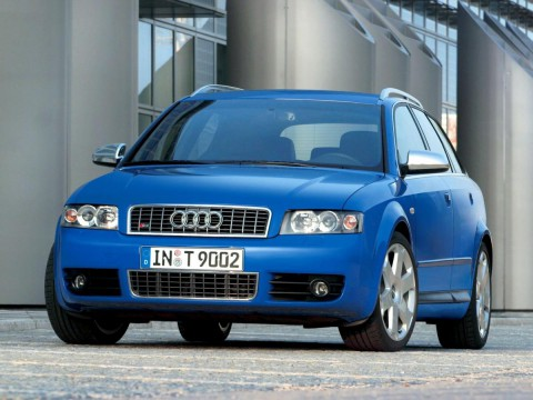 Technical specifications and characteristics for【Audi S4 Avant (8E)】