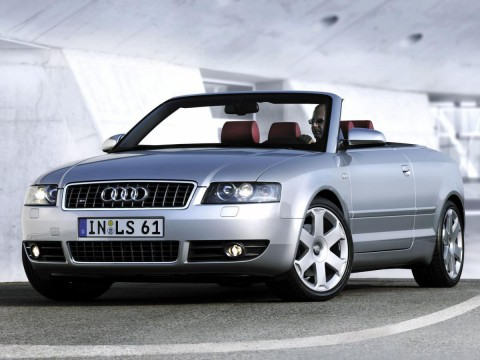 Technical specifications and characteristics for【Audi S4 Cabriolet】