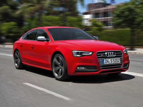 Technical specifications and characteristics for【Audi S5 Liftback Restyling】